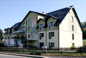 Pflegeheim Jonsdorf - Gebäudetechnik Heizung Sanitär Klimatechnik Lüftungstechnik Rohrleitungsbau