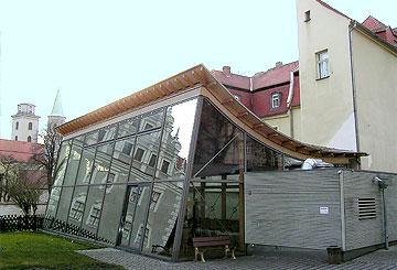 Gemeindesaal Zittau - Gebäudetechnik Heizung Sanitär Klimatechnik Lüftungstechnik Rohrleitungsbau