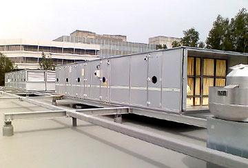 Kasino Erlangen - Gebäudetechnik Heizung Sanitär Klimatechnik Lüftungstechnik Rohrleitungsbau