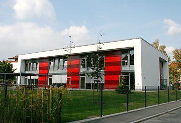 Kindergarten Zittau - Gebäudetechnik Heizung Sanitär Klimatechnik Lüftungstechnik Rohrleitungsbau