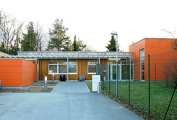 Kinderkrippe Erlangen - Gebäudetechnik Heizung Sanitär Klimatechnik Lüftungstechnik Rohrleitungsbau
