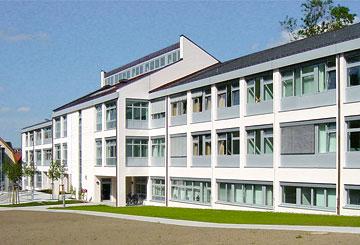Klinikgebäude Görlitz - Gebäudetechnik Heizung Sanitär Klimatechnik Lüftungstechnik Rohrleitungsbau
