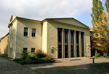 Kreisarchiv Zittau - Gebäudetechnik Heizung Sanitär Klimatechnik Lüftungstechnik Rohrleitungsbau