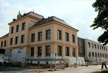 Hochschule Zittau/Görlitz - Gebäudetechnik Heizung Sanitär Klimatechnik Lüftungstechnik Rohrleitungs