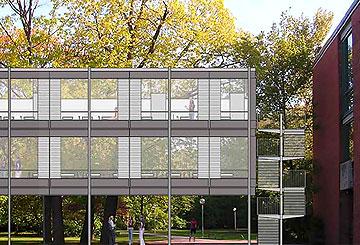 Mensa München - Gebäudetechnik Heizung Sanitär Klimatechnik Lüftungstechnik Rohrleitungsbau