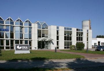 Firmengebäude Neugersdorf - Gebäudetechnik Heizung Sanitär Klima Lüftung Rohrleitungsbau