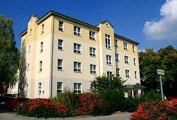 Pflegeheim Zittau - Gebäudetechnik Heizung Sanitär Klimatechnik Lüftungstechnik Rohrleitungsbau