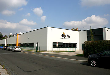 Produktionshalle Zittau - Gebäudetechnik Heizung Sanitär Klima Lüftung Rohrleitungsbau