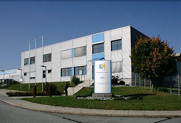 Firmengebäude Seifhennersdorf - Gebäudetechnik Heizung Sanitär Klima Lüftung Rohrleitungsbau