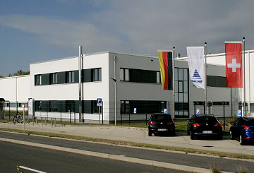 Firmengebäude Görlitz - Gebäudetechnik Heizung Sanitär Klimatechnik Lüftungstechnik Rohrleitungsbau