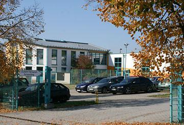 Firmengebäude  Leutersdorf - Gebäudetechnik Heizung Sanitär Klimatechnik Lüftung Rohrleitung